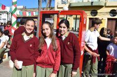 Festejo de Cumpleaños y Desfile en Homenaje a San Martin 255