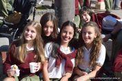 Festejo de Cumpleaños y Desfile en Homenaje a San Martin 257