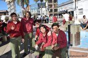 Festejo de Cumpleaños y Desfile en Homenaje a San Martin 261