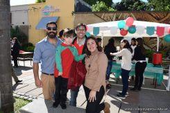 Festejo de Cumpleaños y Desfile en Homenaje a San Martin 276