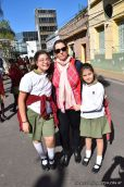 Festejo de Cumpleaños y Desfile en Homenaje a San Martin 283