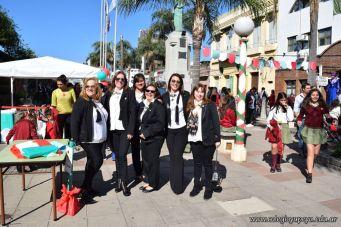 Festejo de Cumpleaños y Desfile en Homenaje a San Martin 286