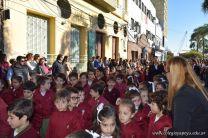 Festejo de Cumpleaños y Desfile en Homenaje a San Martin 40