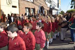Festejo de Cumpleaños y Desfile en Homenaje a San Martin 53