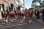 Festejo de Cumpleaños y Desfile en Homenaje a San Martin 60