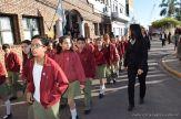 Festejo de Cumpleaños y Desfile en Homenaje a San Martin 66