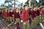 Festejo de Cumpleaños y Desfile en Homenaje a San Martin 80