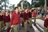 Festejo de Cumpleaños y Desfile en Homenaje a San Martin 82