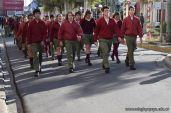 Festejo de Cumpleaños y Desfile en Homenaje a San Martin 85