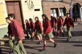 Festejo de Cumpleaños y Desfile en Homenaje a San Martin 92