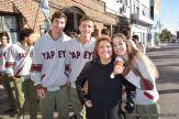 Festejo de Cumpleaños y Desfile en Homenaje a San Martin 95