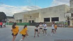 Hermosa tarde a puro deporte en el campo deportivo 16