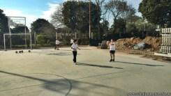 Hermosa tarde a puro deporte en el campo deportivo 4