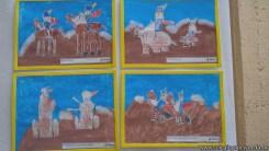Pintando el cruce de los Andes 111