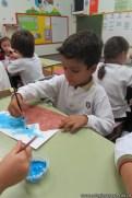 Pintando el cruce de los Andes 17