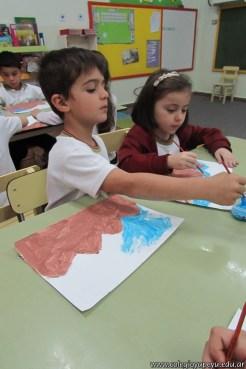 Pintando el cruce de los Andes 19