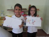 Pintando el cruce de los Andes 34