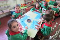 Pintando el cruce de los Andes 67