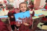 Pintando el cruce de los Andes 80
