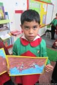 Pintando el cruce de los Andes 90