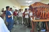 Visita a la Facultad de Ciencias Veterinarias 3