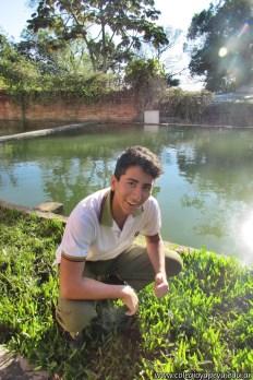 Visita a la Facultad de Ciencias Veterinarias 9