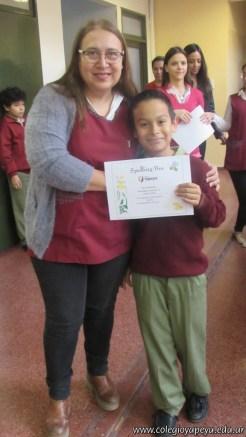 Certificados Spelling Bee 12