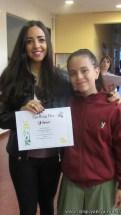 Certificados Spelling Bee 22