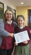 Certificados Spelling Bee 23