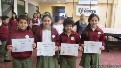 Certificados Spelling Bee 30