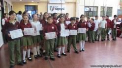Certificados Spelling Bee 33