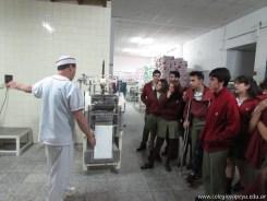 Visita a fábrica de pastas 14