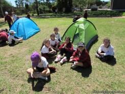Campamento de 1er grado 33
