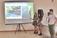 Clase abierta Diagnóstico ambiental del barrio de la escuela 21