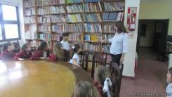 Tercero visita la biblioteca 4