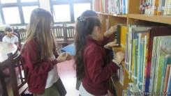 Tercero visita la biblioteca 6