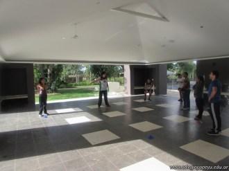 Actividades de Educación Física de Alumnos de Ciclo Orientado 1
