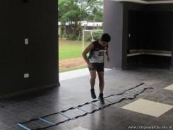 Actividades de Educación Física de Alumnos de Ciclo Orientado 10