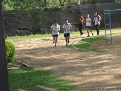 Actividades de Educación Física de Alumnos de Ciclo Orientado 21