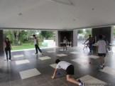 Actividades de Educación Física de Alumnos de Ciclo Orientado 4