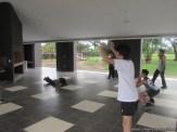Actividades de Educación Física de Alumnos de Ciclo Orientado 5