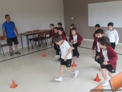 Actividades en el Campo de Alumnos de Sala de 5 años 11