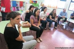 Clase abierta de Inglés en sala de 4 años 4