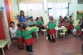 Clase abierta de inglés en la sala de Antonella 27