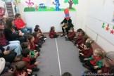 Clase abierta de inglés en sala de 3 años 4