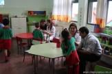 Clase abierta de inglés en sala de Belén 36