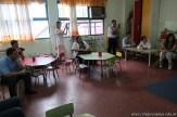 Clase abierta de inglés en sala de Belén 5