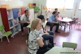 Clase abierta de inglés en sala de Belén 6