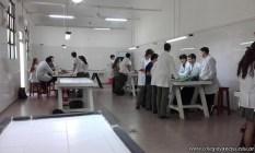 Clase práctica en Anatomía Humana 2