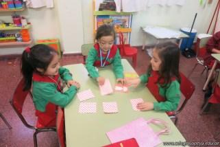 Disfrutamos los juegos realizados en el taller de padres 14